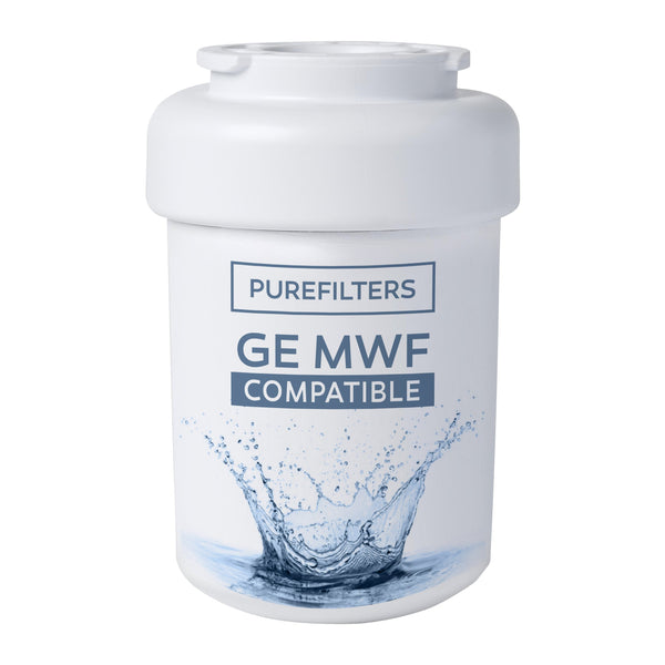 GE MWF Compatible Refrigerator Water Filter - PureFilters.com