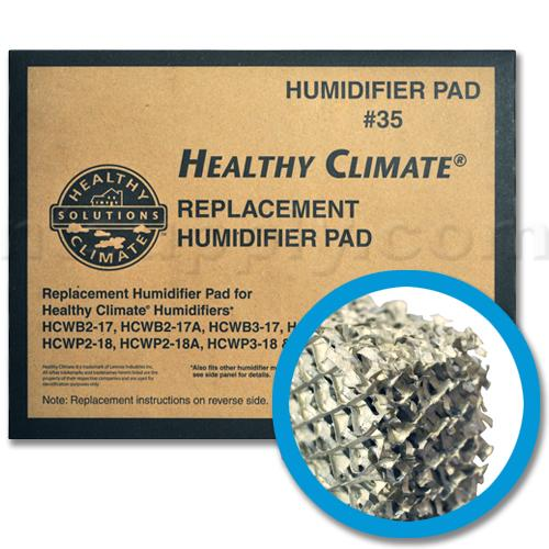 Lennox X2661 - Healthy Climate #35 Water Panel Evaporator Humidifier Pad - PureFilters.com