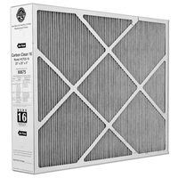 Lennox X6675 - Healthy Climate Carbon Clean HCF20-16 Replacement Filter 20x25x5 MERV 16 - PureFilters.com