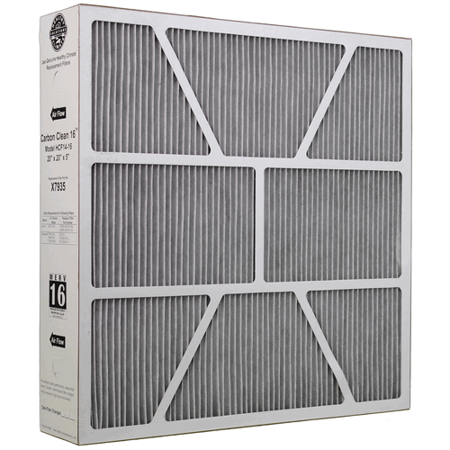 Lennox X7935 - Healthy Climate HCF14-16 Replacement Filter 20x20x5 MERV 16 - PureFilters.com