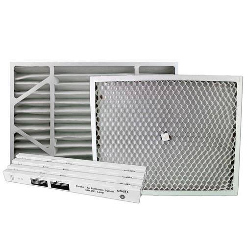 Lennox X8349 - PureAir PCO-12C MERV 11 Annual Maintenance Kit with Insert 17x26x4 - PureFilters.com