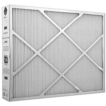 Lennox Y6606 - Size 20x21x5 MERV 16 Pleated Media Filter