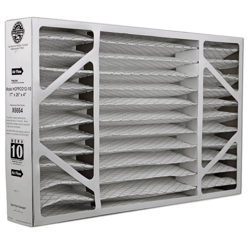 Lennox X6664 - PureAir PCO-12C Replacement Filter 17x26x4 MERV 11 - PureFilters.com