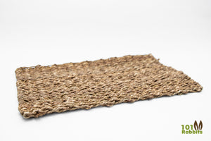 Large Double Weave Seagrass Mats