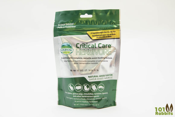Critical Care - Anise Flavor