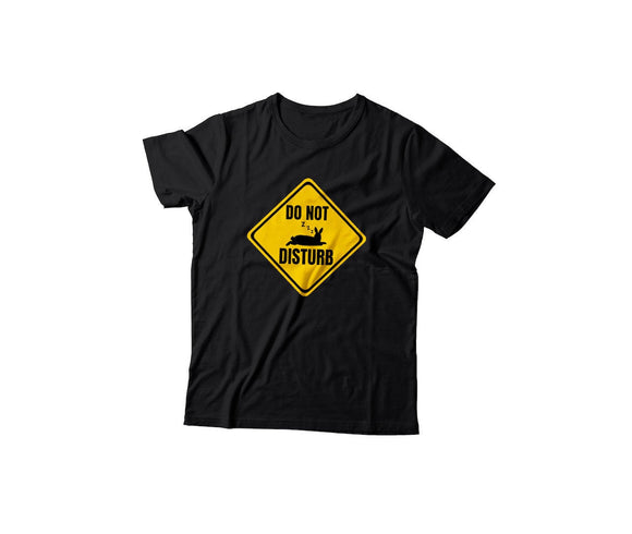 Do Not Disturb Bunny T-Shirt