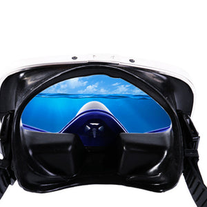 Submersible Mirror Wide Lens
