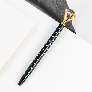 Big Diamond Crystal Pen