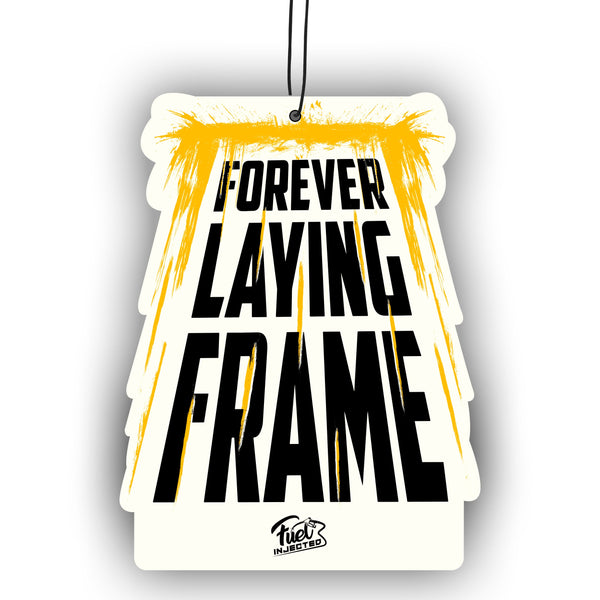 Forever Laying Frame Air Fresheners