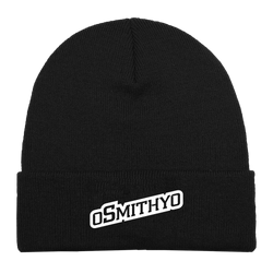 Embroidered Classic Beanie