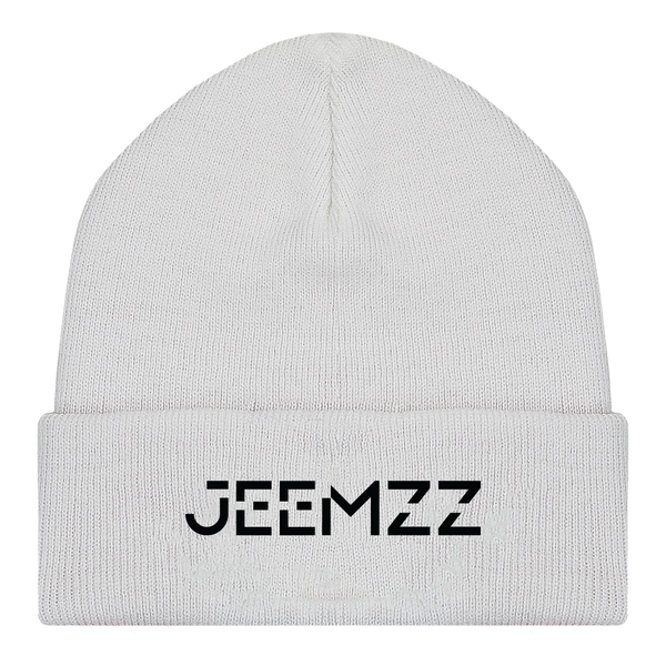 Embroidered Statement Classic Beanie