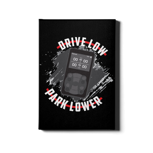 Drive Low Park Lower - Canvas