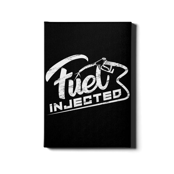 Fuelled Logo - Canvas