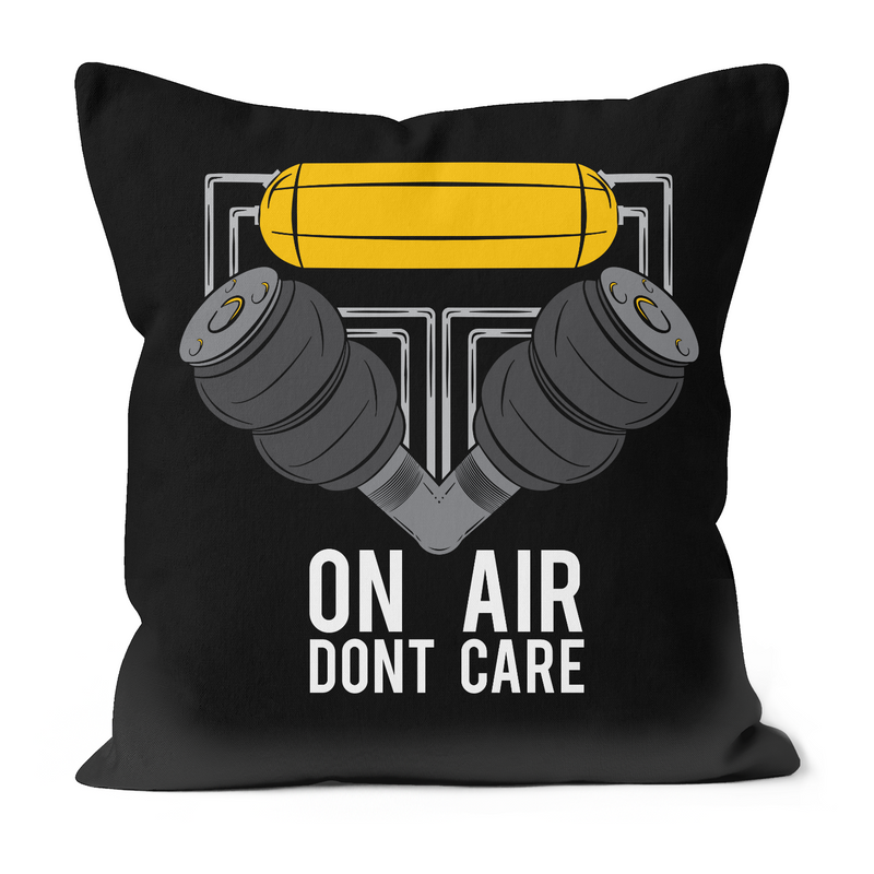 On Air Dont Care - Cushion/Pillow