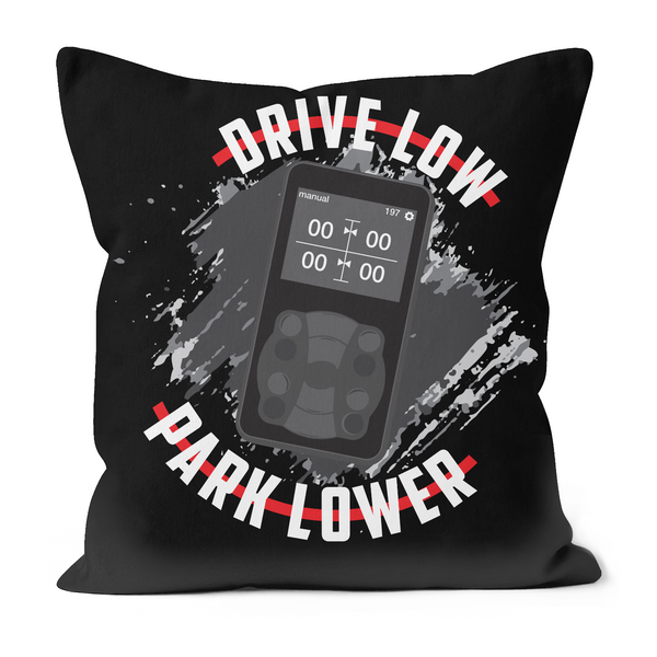 Drive Low Park Lower - Cushion/Pillow