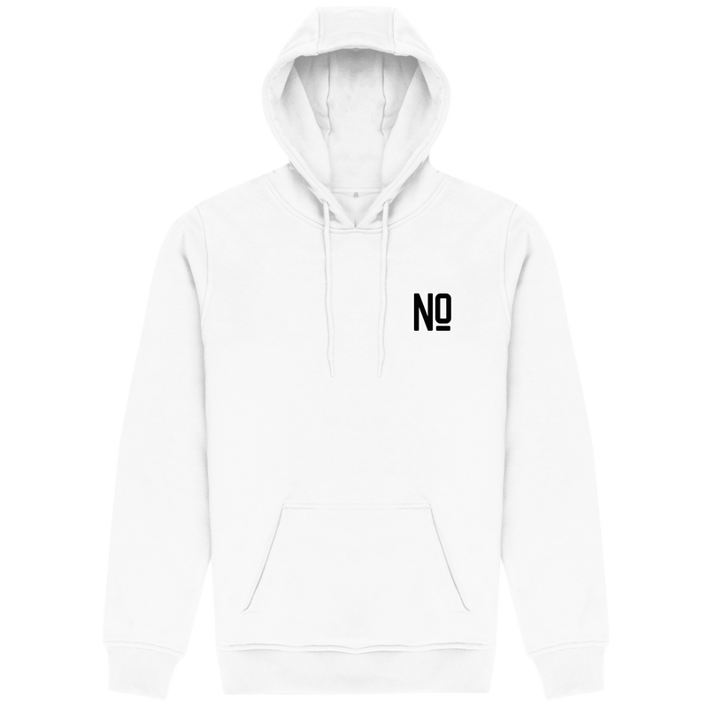 Embroidered Pullover Hoodie
