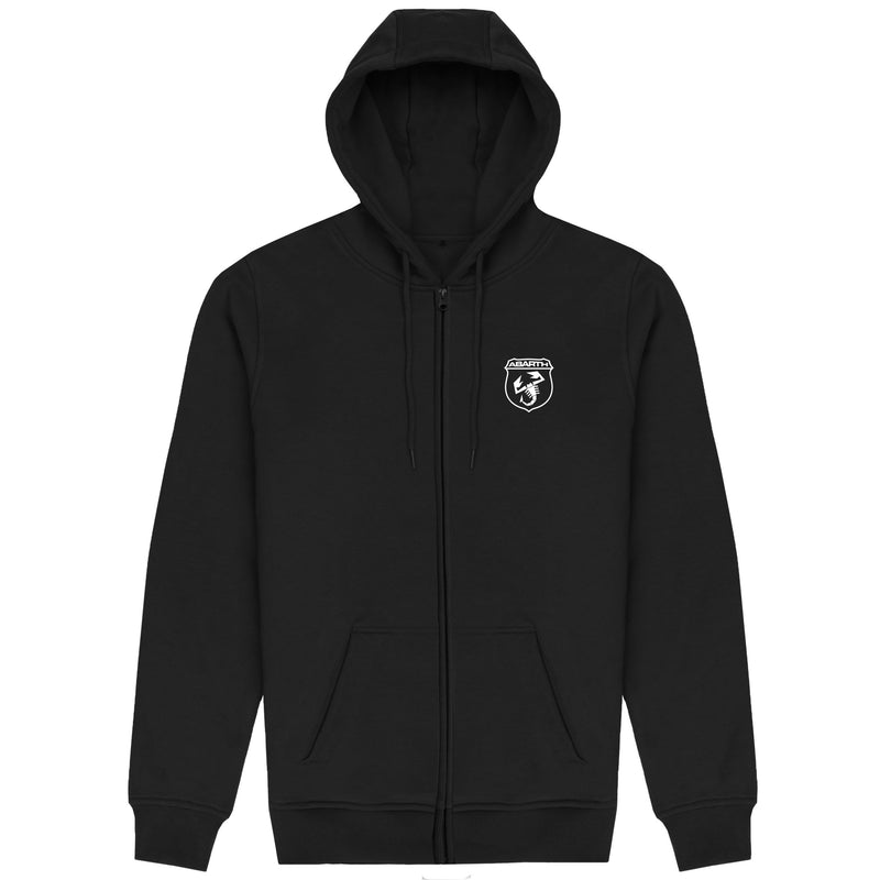 Abarth Club Scotland Zip Hoodie