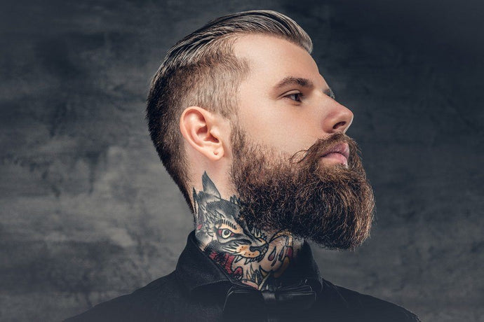 How to Improve Your Jawline with a Short Beard?