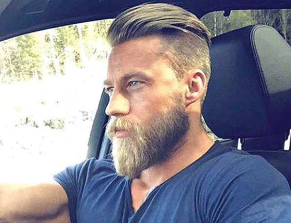 The Ducktail Beard: Well-Groomed and Rugged