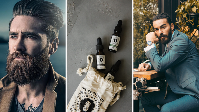 The 4 Best Beard Products for the Well-Groomed Man