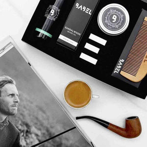 Babel Alchemy Beard Kit Black Box Beard Grooming Kit