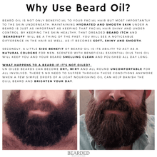 Load image into Gallery viewer, Buck Ridge Beard Oil Buck Ridge Simple Man Premium Beard Oil