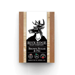 Buck Ridge Men's Handmade Soap Buck Ridge - Brown Sugar Handmade Soap