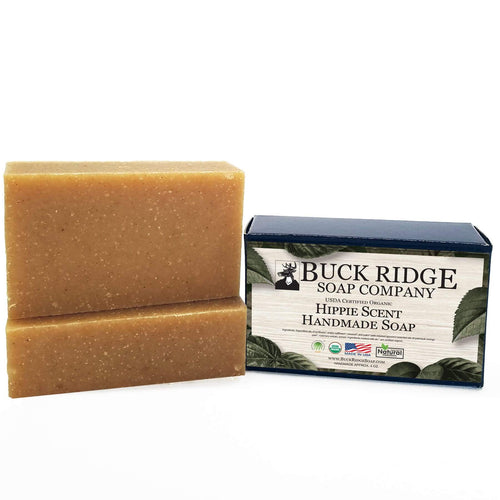 Buck Ridge Men's Handmade Soap Buck Ridge - Hippie Scent Men's Handmade Soap