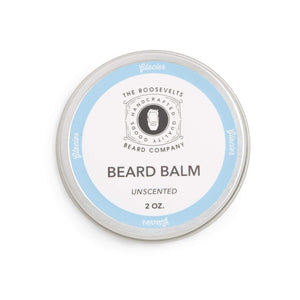 The Roosevelts Beard Balm The Roosevelts - Glacier Beard Balm