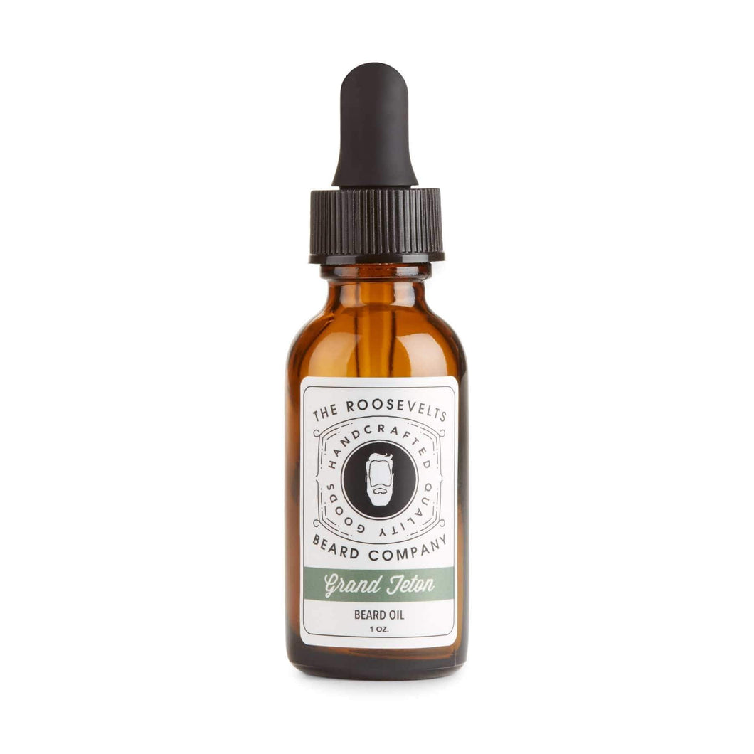 The Roosevelts Beard Oil The Roosevelts - Grand Teton Beard Oil