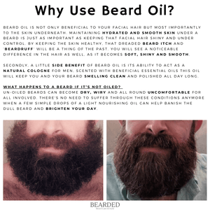 The Roosevelts Beard Oil The Roosevelts - Yosemite Beard Oil