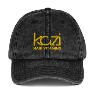 Kazi Hair Vitamins Dad Hat - viva hair vitamins
