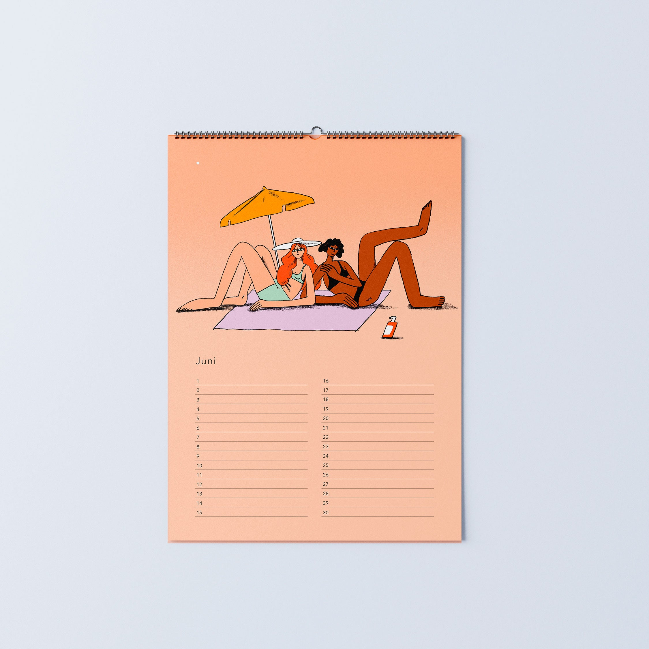 skinmade Kalender (DIN A4)  Limited Edition