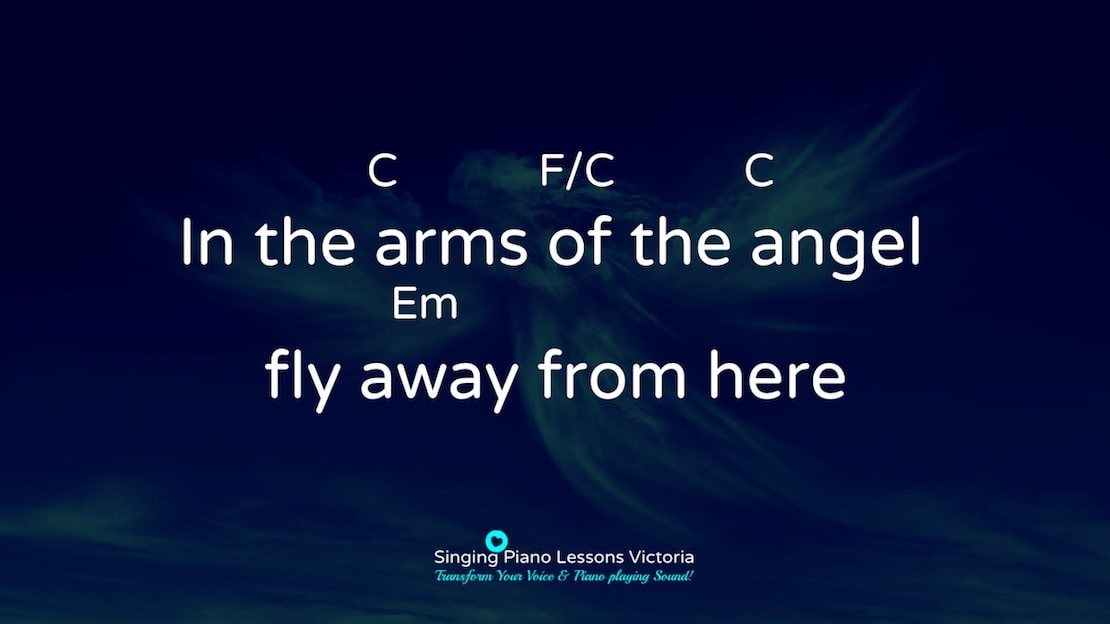 13 Chorus 2-1 Angel Sarah McLachlan Karaoke Instrumental High Quality (HQ)