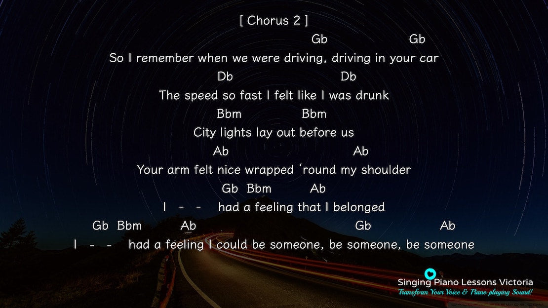 15 Chours Fast Car by Tracy Chapman, Karaoke in Higher Female Key(& Male, Baritone), HQ