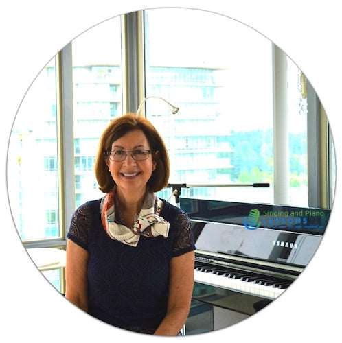 Connie - Testimonials, Singing and Piano Lessons