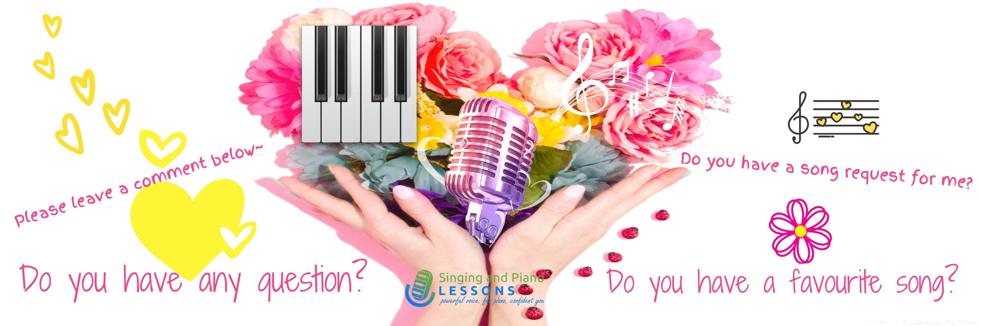 Do you have a favourite song - Singing And Piano Lessons