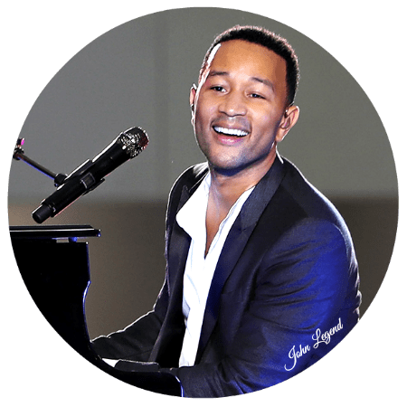 John Legend - All of me by John Legend, Karaoke, Instrumental in Female Key/ Baritone for Males
