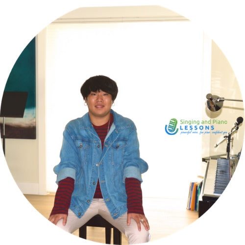 Kengo - Testimonials, Singing and Piano Lessons