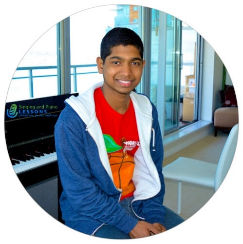 Michael - Testimonials, Singing and Piano Lessons