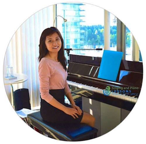 Wenjie - Testimonials, Singing and Piano Lessons