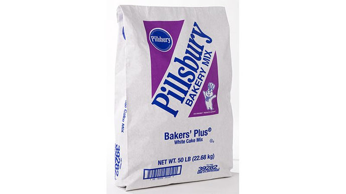 Pillsbury Bakers' Plus White Cake Mix