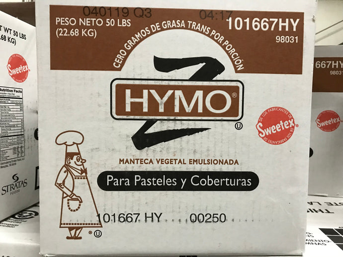 Hymo Cake and Icing Shortening
