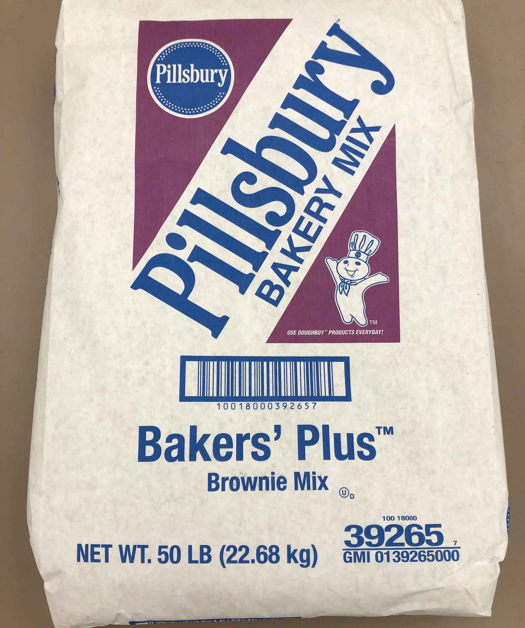 Bakers' Plus Brownie Mix
