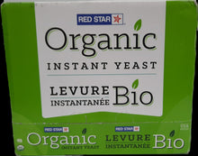 Load image into Gallery viewer, Organic Instant Yeast 8 ounce