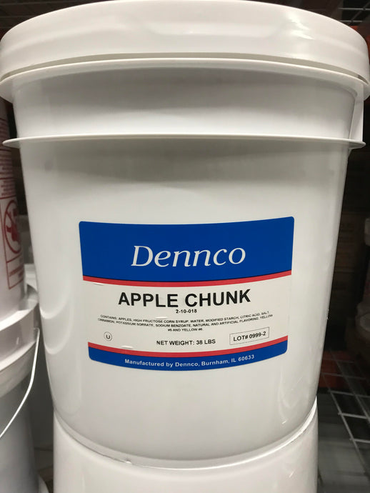 Dennco Apple Chunk