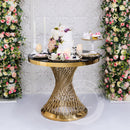VORAGE Cake Table
