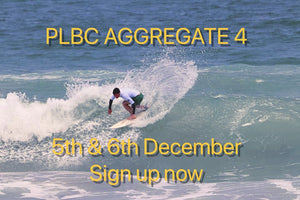 Agg 4: 5/6th December & AGM 4th December