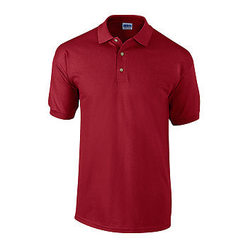 Adult Men Cotton Polo Shirt