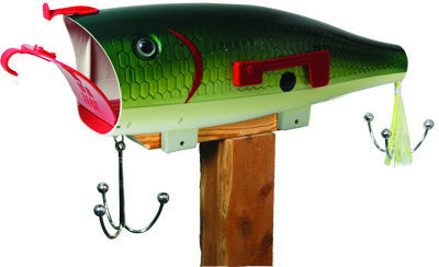 Green Shad Mailbox - GrayGoose Products Limited